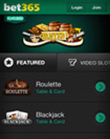 mobile casino bet365 games