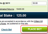 bet to qualify william hill sportsbook