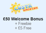 The Welcome Bonus at Costa Is Now Retrieved and You Can Play