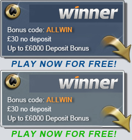 Winner Casino – Free Welcome Gift