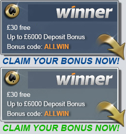 Winner Casino Welcome Offer